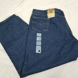 NWT Carhartt Relaxed Fit Straight Leg SZ 50x32